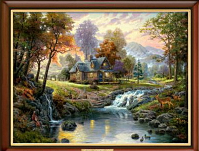 thomas kinkade collectibles